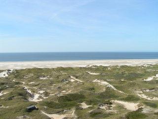 Dünen - Dünen, Nordsee, Strand, Meer, Sand, Sanddüne, Horizont