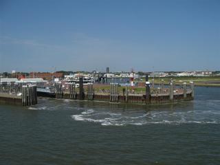 Norderney Anleger - Norderney, Nordsee, Anleger, Fähre, Insel