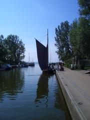 Zeesenboot - Segeln, Boddengewässer, klassische Schiffe