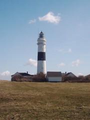 Leuchtturm Kampen/Sylt - Leuchtturm, Schifffahrt, Sylt, Navigation, Küste, Insel, Nordfriesland, Warnsignal, Seefahrt, Sicherheit, Licht, leuchten