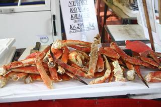 Fischmarkt Krebse - Krebsfüße, Krebs, Krebstier, Krabbe, essbar, Gliedertier, Fischmarkt, Krebsfleisch
