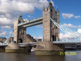 Tower Bridge - Tower Bridge, Zugbrücke, Themse, London, River Thames, bridge