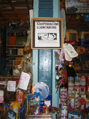 Verkaufsstand für Tierbedarf - Verkaufstand, Tierbedarf, Nahrung, arbeiten, verkaufen, Hund, Katze