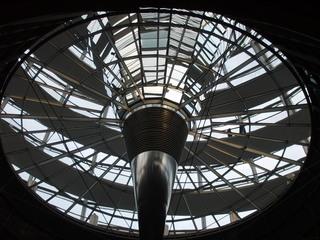 Kuppel Reichstag 3 - Kuppel, Berlin, Reichstag, Regierungssitz, Perspektive