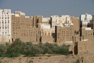 Shibam  - Jemen, Hadramaut, Lehmhaus, Wüste, Wohnen, Hochhaus, Weltkulturerbe, Architektur