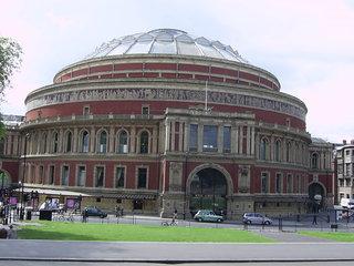 Royal Albert Hall - London, Konzerthaus, Royal Albert Hall