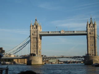 London - Tower Bridge - Brücke, London, Tower, Bridge, Themse