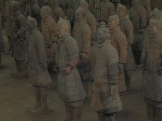 China - Xi'an Terrakottaarmee - China, Geographie, Geschichte, Terrakotta, Sehenswürdigkeiten