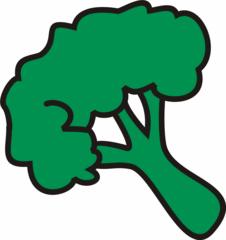 Broccoli - Broccoli, Gemüse, grün, Anlaut B