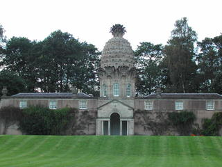 Dunmore Folly, Ananas - Folly, Dunmore, Ananas, Schottland, Gebäude, Schottland