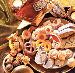 Weihnachstbäckerei - Weihnachten, Süßigkeiten, Brauchtum, Plätzchen, Kekse