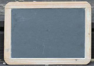 Schiefertafel - Schiefer, Tafel, Schiefertafel, Schule früher, Schreibutensilien