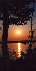 Abends an der Ostsee - Abend, Ostsee, Kiel, Heikendorf, Kieler Förde, Sonnenuntergang, Meer, Abendstimmung
