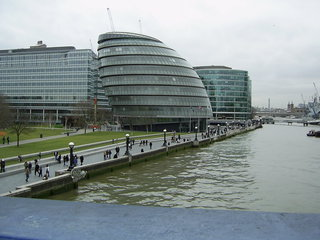 London City Hall - London, Gebäude, City Hall, Rathaus, London, Greater London Authority, Energiesparen, Bauweise, Energiesparbauweise