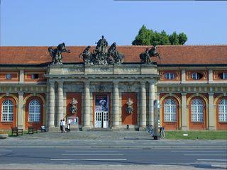Filmmuseum Potsdam - Potsdam, Filmmuseum, Marstall