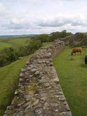 Hadrian's Wall - Hadrian's Wall, Limes, Römer, Schottland, Roman Fort, römische Geschichte, römischer Grenzwall, Hadrian, Befestigungsanlage