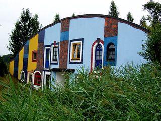 Therme Bad Blumau 5 - Hundertwasser, Bad Blumau, Therme, Hotel