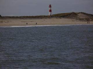 Sylt - Lister Ellenbogen - Sylt, List, Ellenbogen, Nordsee, Stand, Himmel, Leuchtturm, Nordspitze, Sand, Düne