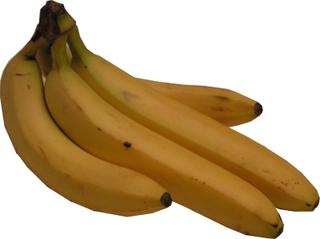 Bananen - Banane, Obst, Früchte, Frucht