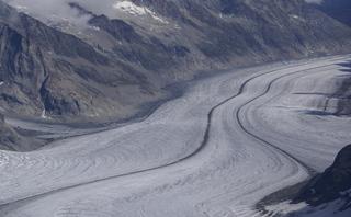 Aletschgletscher - Geografie, Schweiz, Alpen, Aletschgletscher, Gletscher, Berner Alpen, UNESCO-Weltnaturerbe