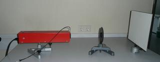 Doppelspaltexperiment - Physik, Doppelspaltexperiment, Doppelspalt, Laser, Interferenz