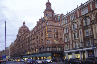 Harrods 1 - London, Harrods, Kaufhaus