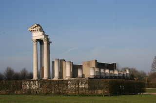 Tempel Colonia Ulpia Traiana - Tempel, Rom, Antike, Xanten, Säulen