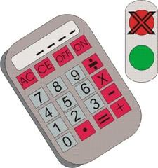 Taschenrechner - erlaubt - Taschenrechner, Hilfsmittel, Mathematik, benutzen, Benutzung, erlaubt, Erlaubnis