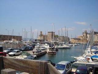 Hafen von Marseille - Marseille, Hafen, Frankreich, Hafenstadt, Südfrankreich, Küste