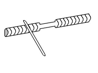 Röhrenholztrommel - Musik, Instrument, Orff-Instrument, Schlaginstrument, Trommel, Holzstab, Röhre, lang