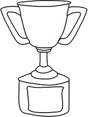 Pokal - Pokal, Sieger, erster Platz, Trophäe, Wettbewerb, Gewinner, gewinnen, Auszeichnung, Preis, Anlaut P