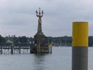 Imperia #1 - Imperia, Hafen, Konstanz, Bodensee, römisch, Konstanzer Konzil, Balzac, Deutschland
