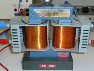 Transformator - Trafo, Physik, Transformator, Spule, Eisenkern