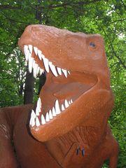 Dinosaurier_Modell - Dinosaurier, Tyrannosaurus Rex