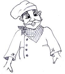 Koch - Koch, Beruf, kochen