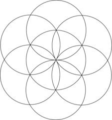 Geometrische Figuren mit Turtle #10 - Mathematik, Informatik, Turtle, Turtle-Grafik, Geometrie, Geometrische Figur