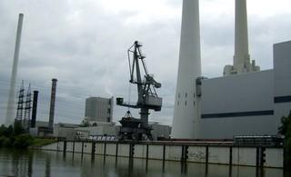 Stromkraftwerk #3 - Stromkraftwerk, Kraftwerk, Kohlekraftwerk, Energiegewinnung, Energie, Nutzenergie, Strom, elektrische Energie, Elektrizität