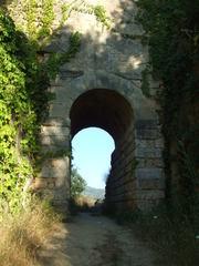 Porta Rosa - Griechen, Antike, Italien, Architektur, Tor, Befestigungsanlage
