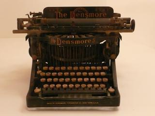 Schreibmaschine - Schreibmaschine, schreiben, tippen, Texte verfassen, Schriftsteller, alt, Tastatur, Mechanik