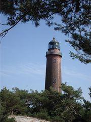 Leuchtturm - Leuchtturm, Schifffahrt, Turm, Signal, leuchten, lotsen, Markierung, Leuchtfeuer, Ostsee, Darß