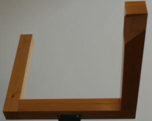 Optische Täuschung - Dreieck # 2 - Perspektive, Blickwinkel, perspektivische Darstellung