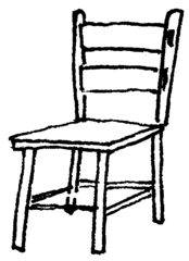 Stuhl zeichnung  Stuhl Gezeichnet | mxpweb.com