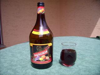 Sangría - Sangría, Getränk, SPANIEN, alkoholisch, Party-Getränk