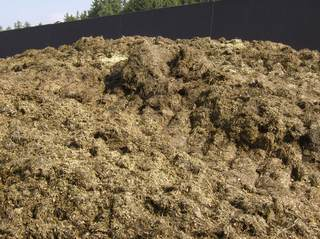 Biogasanlage #4 - organisch, Material, Ökosystem, Biogasanlage, Biomasse