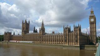 London Houses of Parliament und Big Ben - London, Houses of Parliament and Big Ben