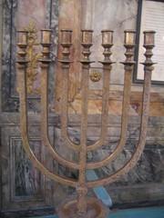 Siebenarmiger Leuchter - Judentum, Synagoge, Menora, Religion