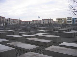 Denkmal für die ermordeten Juden Europas #3 - Denkmal, Stelen, Stelenfeld, Mahnmal, Holocaust, Judenvernichtung