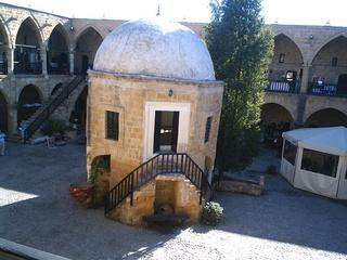 Büyük Han - Zypern - Nikosia - türkischer Teil - Karawanserei, historisches Gebäude, türkisch, Ottomanen, Zypern