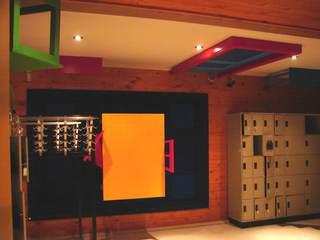 Perspektive #1 - Perspektive, Zimmerdecke, Wand, Fußboden, Perspektivwechsel