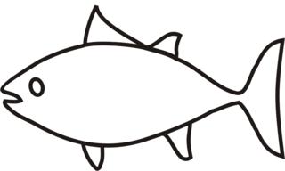 Fisch - Fisch, Wasser, schwimmen, Meer, Anlaut F, Wörter mit sch